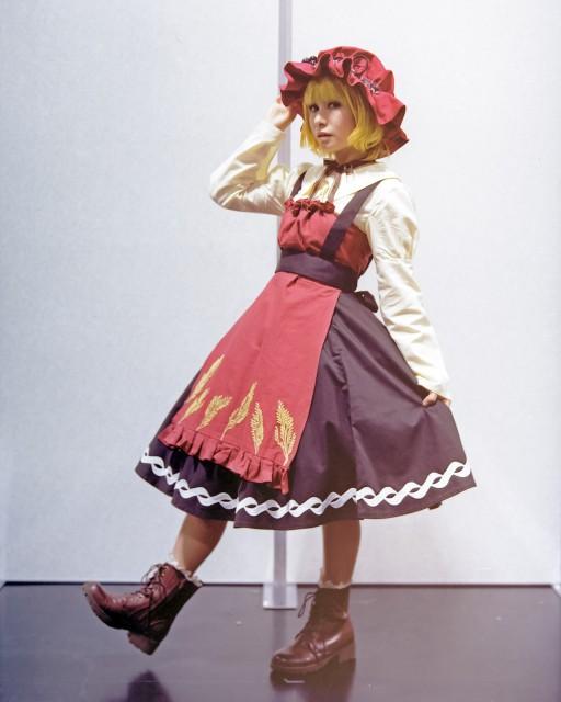 秋穣子 / 各務ナナさん